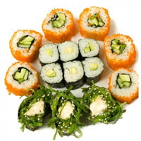 Доставка суши Харьков