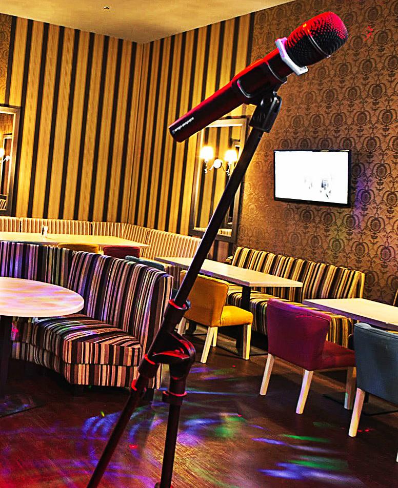 караоке-клуб в черкассах - фото