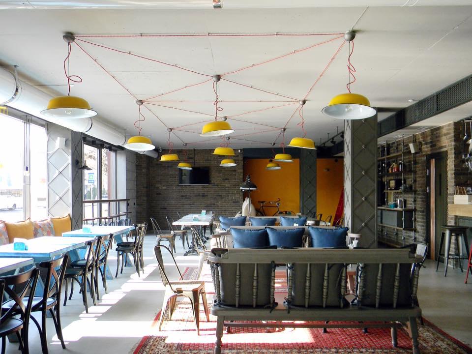 Ресторан Сервант в Черкассах
