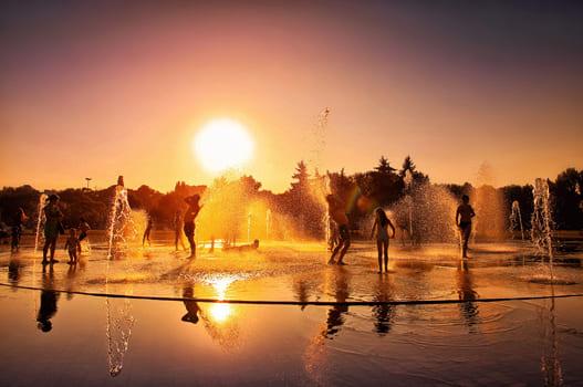 Летний сезон в Черкассах – лучший отдых у воды