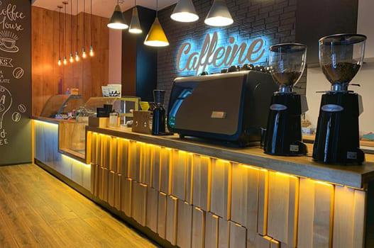 Caffeine в Черкассах