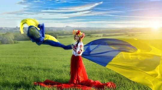 День Независимости в Черкассах