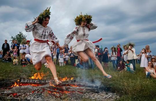 Ивана Купала в Черкассах: самобытный праздник, насыщенный традициями