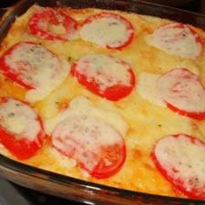 Лазанья с помидорами от Натальи Орейро