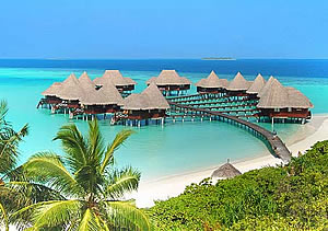 Чем кормят туристов на Мальдивах