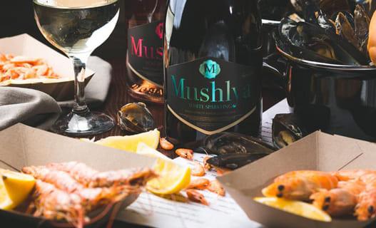 Бар Mushlya Bar Черкассы