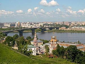 Доставка еды в Нижнем Новгороде