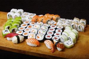 суши в Орле