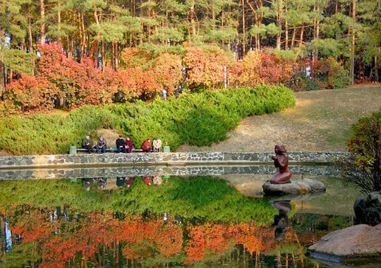 Осенние выходные: волшебный отдых среди золотой природы