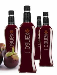 Натуральный сок из мангостина