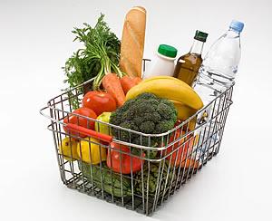 Покупка продуктов онлайн
