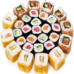 Суши с доставкой на дом