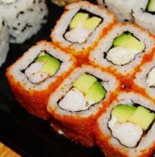 заказать суши на дом в Киеве