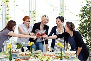 Идеи для тематических кулинарных вечеринок