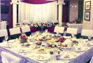 провести свадьбу в ресторане «Товарищ»
