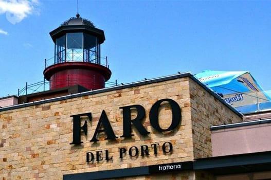 Ресторан Faro del porto
