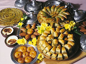 Чем туристов кормят в Турции