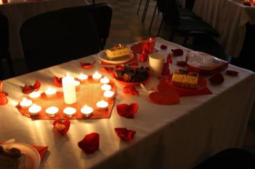 Где отметить день святого Валентина?