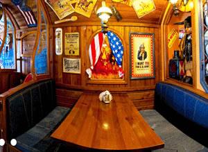 Пивной ресторан Вагон